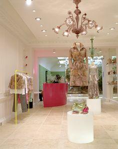 Matthew Williamson New York Store - Interior