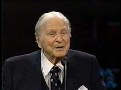 "The Old Time Religion"" the last sermon preached by Dr. W. A. Criswell (1909-2002). He preached it at the 1998 Pastor's Conference at the First Baptist Church of Jacksonville, Florida on Feburary 3rd, 1998. He was almost 90 years old. He recounts his salvation experiance and early years of preaching, including a time when he doubted his salvation..."