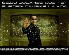 neonymous españa