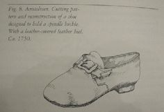 Lesson 5: 1750s Men's Shoes (Timber) - Chopine, Zoccolo, and Other Raised Heel and High Heel Construction