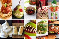 10 Best Spooky Vegetarian & Vegan Halloween Recipes - via The Flexitarian
