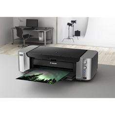 Canon PIXMA Wireless Color Professional Inkjet Printer Airprint Mobile Printing #Canon
