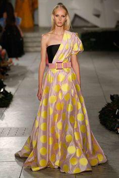 Carolina Herrera Spring/Summer 2018 Ready To Wear
