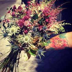 Granada, Vintage Bridal Bouquet, Shoulder Bag, Plants, Floral Decorations, Events, Flowers, Grenada, Shoulder Bags
