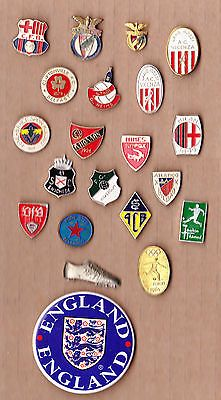 Job lot #collection vtg #football pin badges barcelona ac milan #benfica fenerbah,  View more on the LINK: 	http://www.zeppy.io/product/gb/2/371552541254/