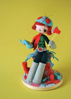 Print She Makes Mincemeat Out of Her Enemies Kamen Rider by  Hine Mizushima