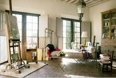 painting studio. This is a great space