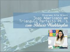 Patchwork com Patricia Washington: Bloco Estrela da Amizade - Arte Brasil - YouTube