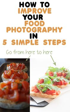 How to improve your food photography in 5 simple steps | Elephantastic Vegan