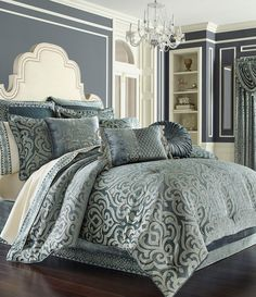 Shop for J. Queen New York Sicily Puffed Damask Comforter Set at Dillards.com. Visit Dillards.com to find clothing, accessories, shoes, cosmetics & more. The Style of Your Life.