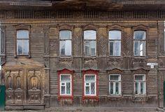 Виртуальный музей фотографий традиционных резных деревянных наличников. - страница 10
