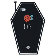 """Just bought this; been looking for a 3D coffin case everyyyyywherrre-Macabrelina """"Coffin 3D iPhone 6/6S Case - Valfre """""""