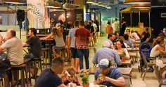 Cool, convenient and crammed with culinary delights, Mojo Market on Sea Point's burgeoning Regent Road offers a fun night out. Cape Town Holidays, Picnic Spot, Family Outing, Sea, Marketing, Cool Stuff, Apartheid, Hot Spots, Night