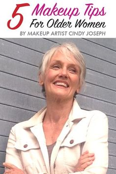 Introducing the Boom by Cindy Joseph Makeup Line, the first pro-age cosmetic line for women of every generation!