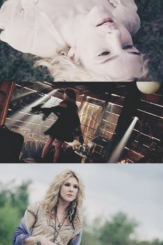Misty Day. (American Horror Story). Because she is a kind soul with such an open mind.