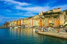 3. Cinque Terre, Italy