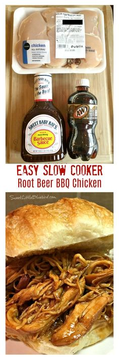 EASY SLOW COOKER ROO