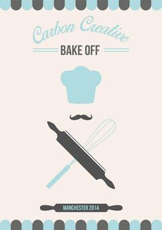Carbon Creative have begun their very own Great Carbon Bake Off today.
