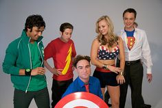 Big Bang Theory provides much needed laughter!!