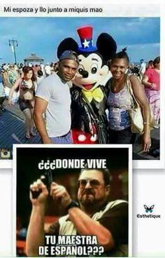 Pinche maestra de español jajajaja #chiste #humor