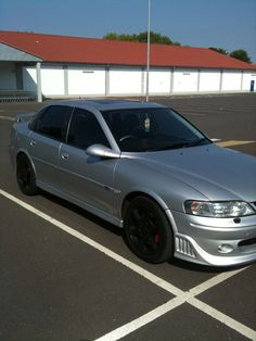 2002 2.6v6 vectra gsi, one of 500 ever made