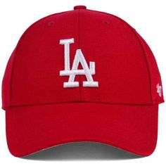 Los Angeles Dodgers  47 MLB Core  47 MVP Cap ( 20) ❤ liked af8262fb5c96