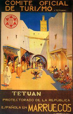 Tetouan à l'heure espagnole