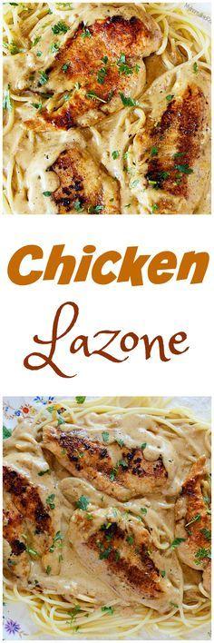 Chicken Lazone!