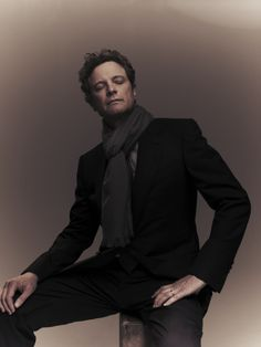 Colin Firth. this has got to be taken by Nadav Kander. makes my stomach hurt it's so beautiful.
