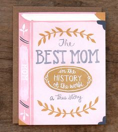 50 Mothersdaycards on HappyMakersBlog.com - illustration 1canoe2