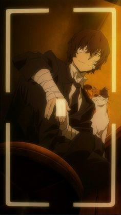 Dazai and Sensei