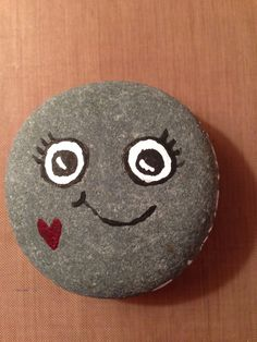 Painted Rock Cactus, Hand Painted Rocks, Painted Stones, Pebble Painting, Pebble Art, Stone Painting, Rock Painting Ideas Easy, Rock Painting Designs, Stone Crafts
