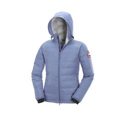 Canada Goose Camp Down Hoodie ARCTIC FROST For Women