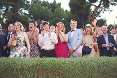 Fiorello Photography - Wedding at Vouliagmeni Lake. Greece Wedding, Bridesmaid Dresses, Wedding Dresses, Destination Wedding Photographer, Wedding Season, Fujifilm, Athens, Got Married, Bride Groom