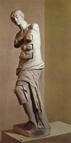 Venus De Milo with Drawers, 1936