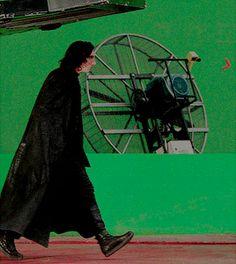 Adam Driver as Kylo Ren/Ben Solo - Star Wars: The Last Jedi BTS