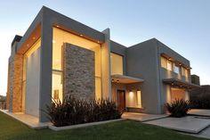 Alberto González + Asociados Arquitectos / Casa estilo actual racionalista - PortaldeArquitectos.com