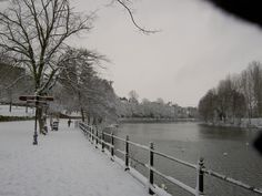 Worcester 2006 in the snow