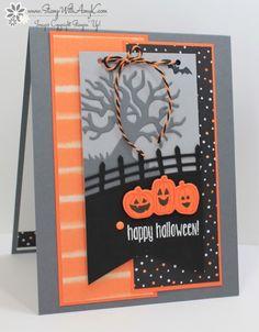 Stampin' Up! Spooky Fun Happy Halloween