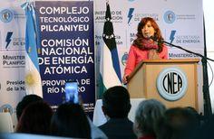 Argentina vuelve a enriquecer uranio para usos pacíficos desde el Complejo Pilcaniyeu -- https://t.co/nXMn5DZRig
