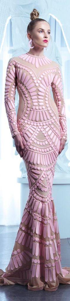 Nicolas Jebran couture 2015