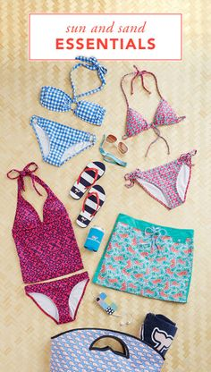 Everything you need for a trip to the beach! [ Thesterlinghut.com ] #women #fashion #sterling