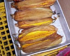Step by Step Smoked Corn on the Cob which would be ideal for your Labor Day BBQ Traeger Recipes, Smoked Meat Recipes, Smoked Pork, Grilling Recipes, Rib Recipes, Smoked Sides, Masterbuilt Electric Smokers, Smoke Grill, Smoker Cooking