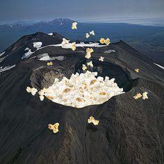 Volcano Corn