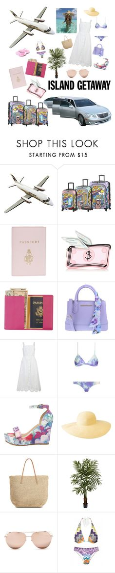 """""""No Kids Vacation"""" by kotnourka ❤ liked on Polyvore featuring Mia Toro, Mark Cross, Royce Leather, Sea, New York, Bibi, Bamboo, Columbia, Nearly Natural, Linda Farrow and Missoni Mare"""