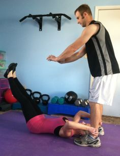 Tuesday Training: Partner Total Body Workout Routine with Core/Ab Emphasis | Primally Inspired