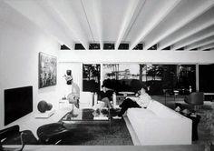: 314. Gordon Bunshaft /// Travertine House ///...