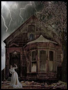 Ghosthouse by Skye-Luna on DeviantArt
