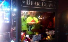 Missing Boy Found Inside Claw Machine