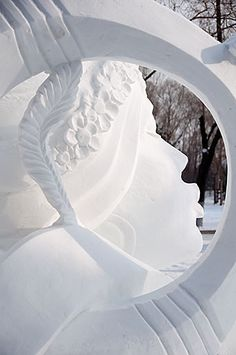 """Harbin Snow Sculpture Art Fair 2009 